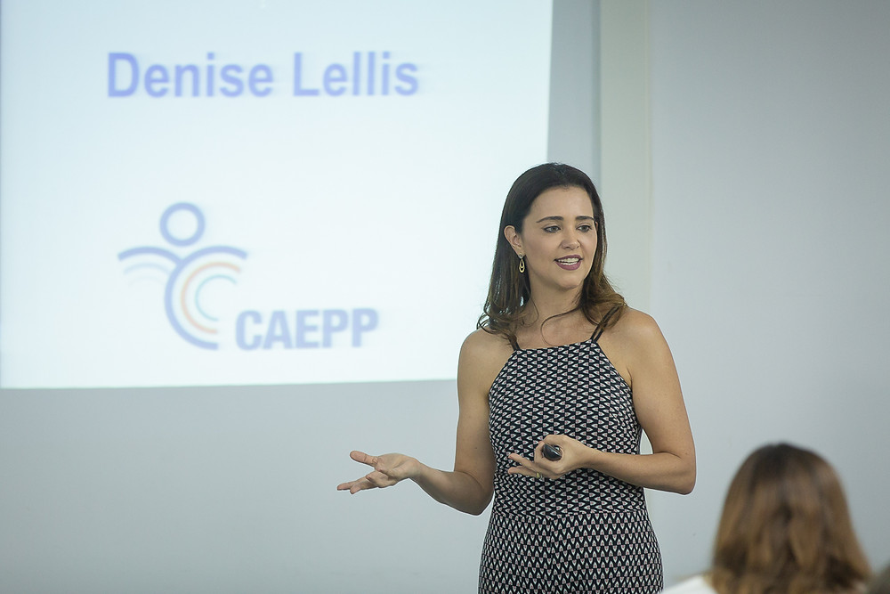 CAEPP - Centro de Apoio ao Ensino e Pesquisa em Pediatria - Dr.ª Denise Lellis recebe sua nova turma do curso Atualização em Nutrologia Pediátrica