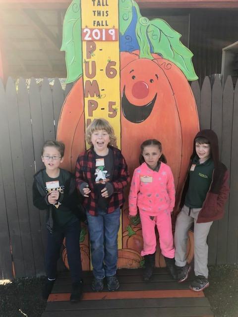 Pumpkinville 2019!