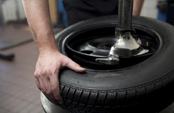 2.Osobné auto - Výmena pneumatík 4ks