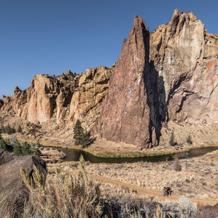 Smith Rocks, Terrebonne, Oregon
