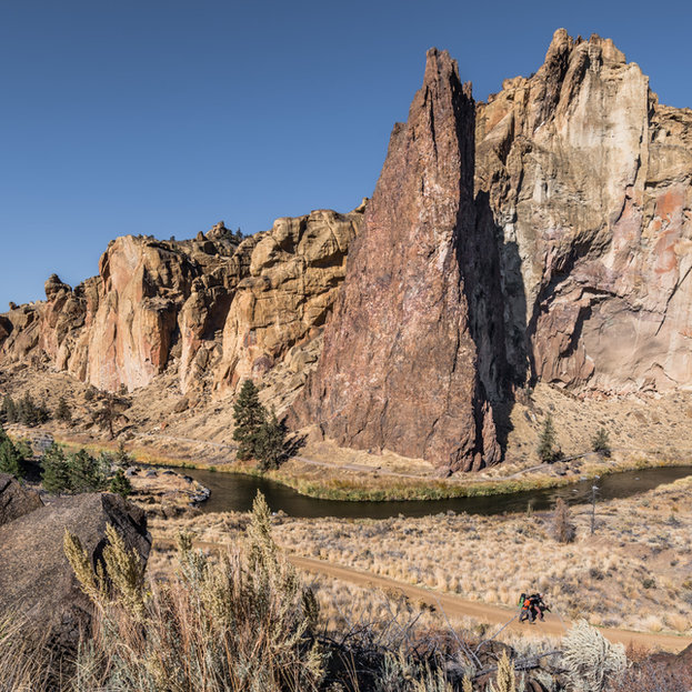 Smith Rocks, Terrebonne, Oregon