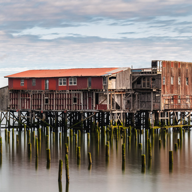 Abandoned Warehouse-Astoria