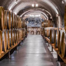 Barrel Cave, Archery Summit Winery, Oregon