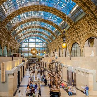 Musee d'Orsay. Paris