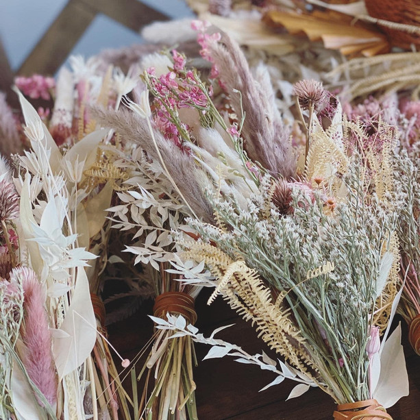 Visions of dried florals