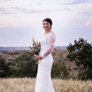 My Badlands Bride 😂