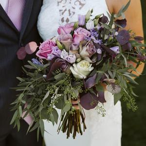 Purple Rain bridal