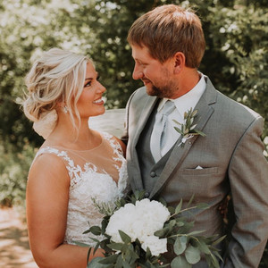 Mr. & Mrs. Teske 2020