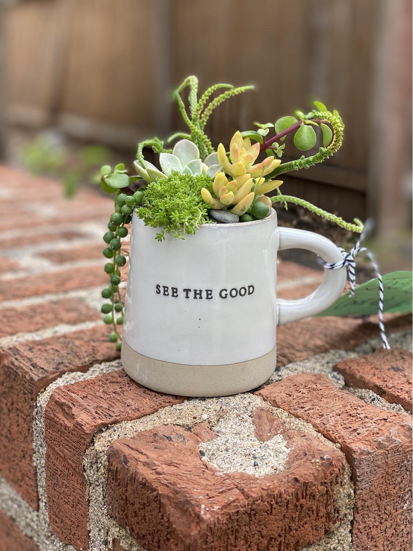 "Thumbnail: ""Say It How It Is"" mug"