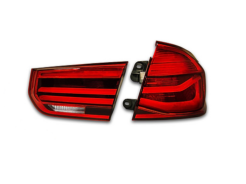 LCI LED BMW 3 Series F30 F80 12-15 Dynamic Signal Tail light Lamp