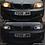 Thumbnail: ANGEL EYES HEADLIGHTS SET BLACK BMW 1 SERIES E87 04-11