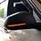 Thumbnail: Mirror indicators set black LED dynamic BMW 3 Series F30 F31 2011