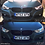 Thumbnail: XENON LOOK HEADLIGHTS SET CHROME BMW 3 SERIES F30 F31 2011-2015