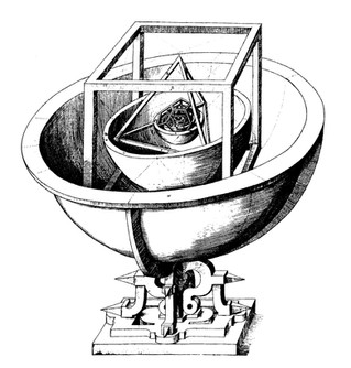Free Vector Image- Mysterium Cosmographicum
