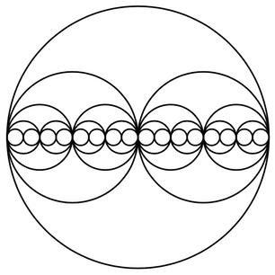 Free Vector Image- CirclePacking