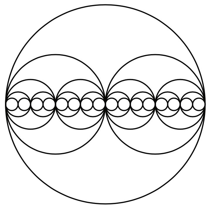 Vector-Flower Of Life