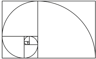 Free Vector Image- Golden Mean Spiral
