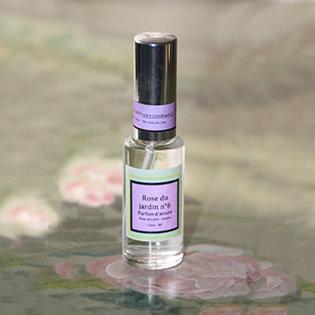 Parfum Jardin n° 7.