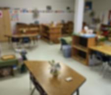 Montessori classroom in Cochrane