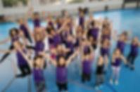 Akrobatik Tanzlager
