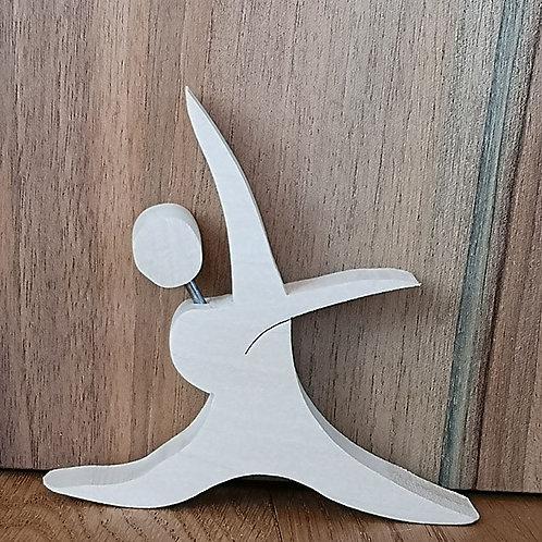 Holzkunst Tänzer