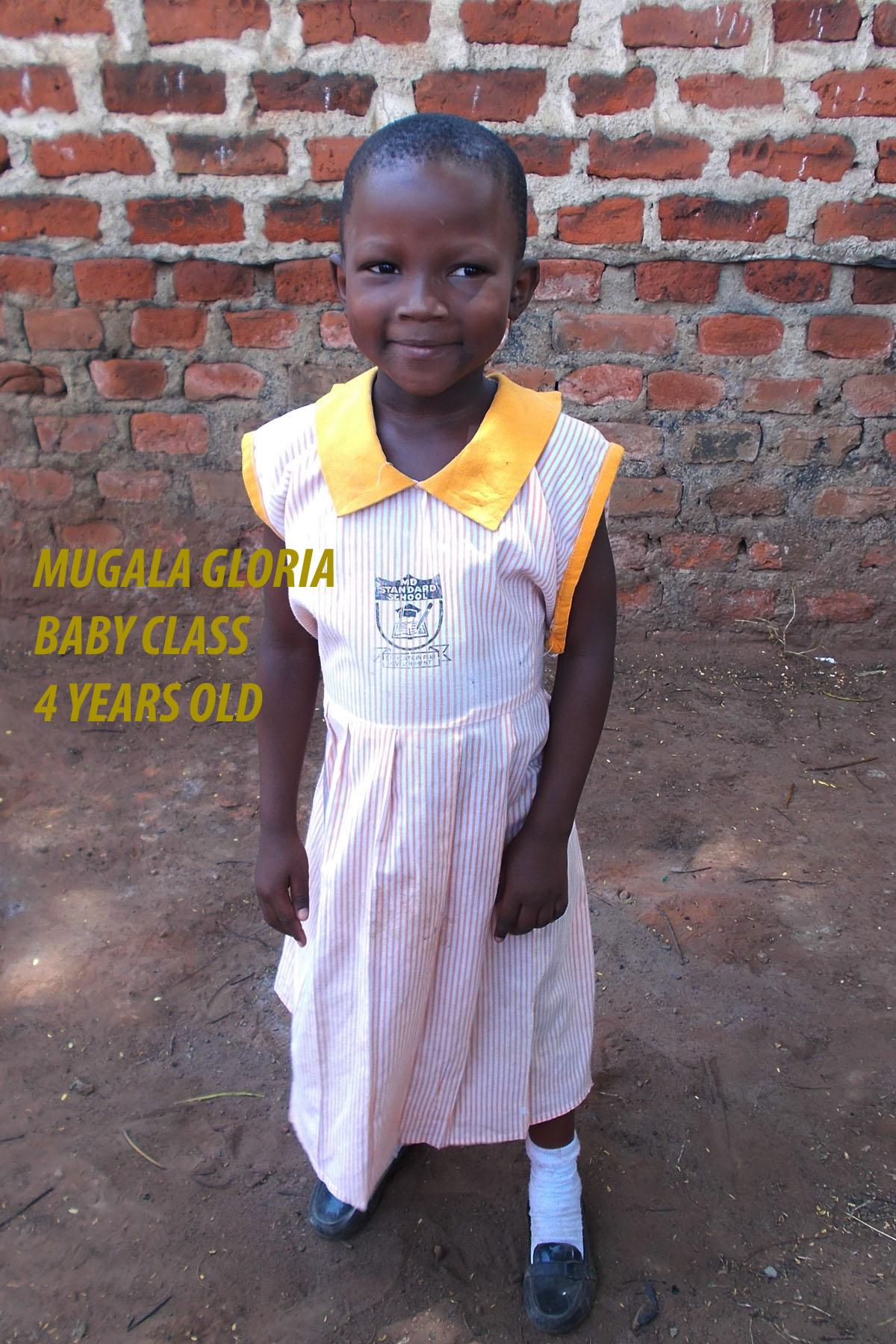 Gloria Mugala