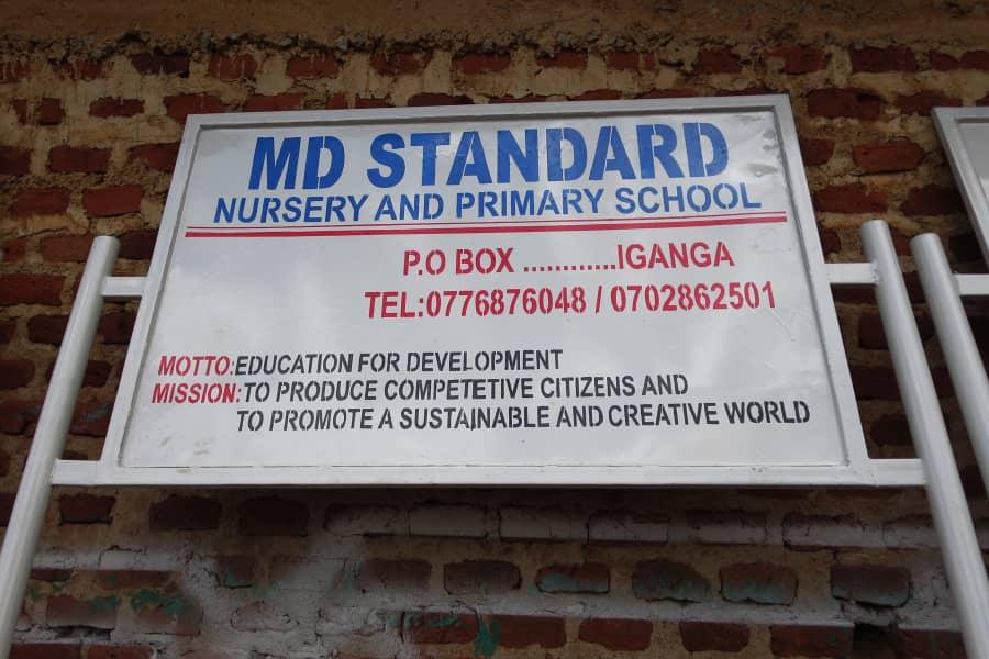 MD Standard Sign