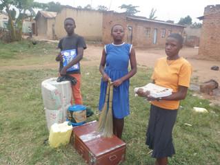 The Mawanda Children Go To School