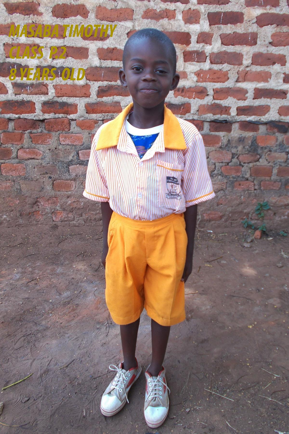 Timothy Masaba