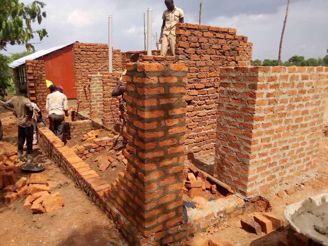 MDSS Latrine Construction