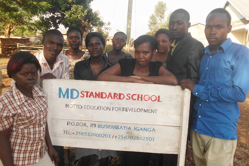 MD Standard School Staff