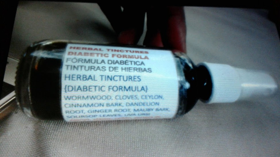 Herbal Tinctures for Diabetes, PCOS, Fibroids, Respiratory