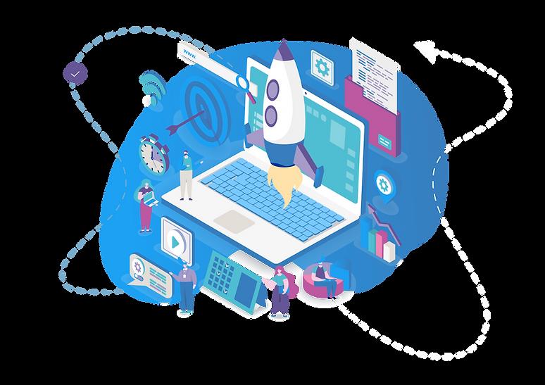 Innovation Hub Consulting - Aplicaciones móviles y web