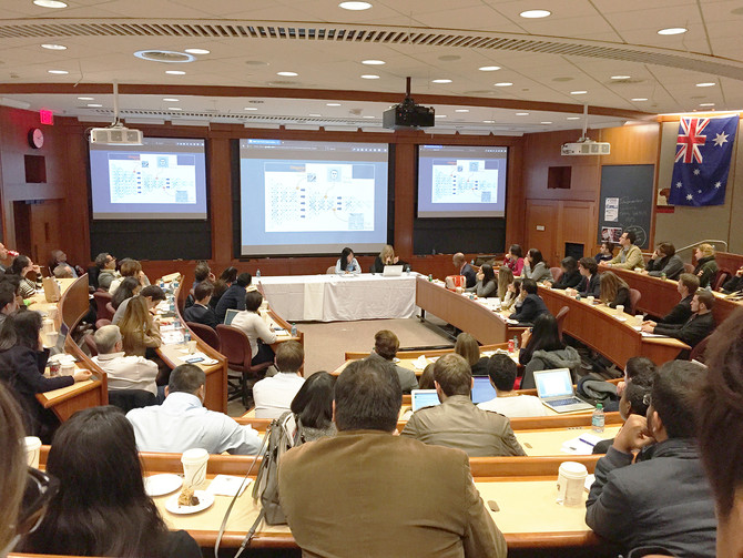 SPARK 2016 ENTREPRENEURSHIP CONFERENCE - Harvard Business School
