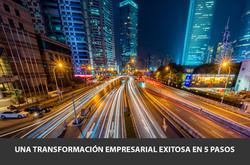INNOVATION HUB CONSULTING - Post Transformacion Empresarial Exitosa en 5 pasos