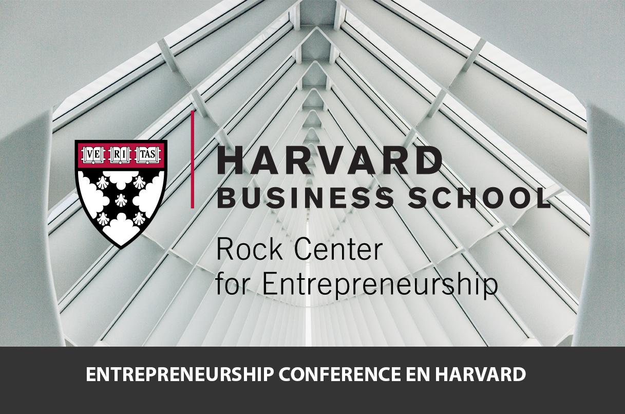 INNOVATION HUB CONSULTING - Post Entrepreneurship Conference Harvard