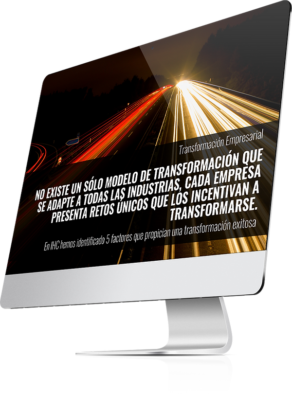 Transformacion Empresarial - INNOVATION HUB CONSULTING