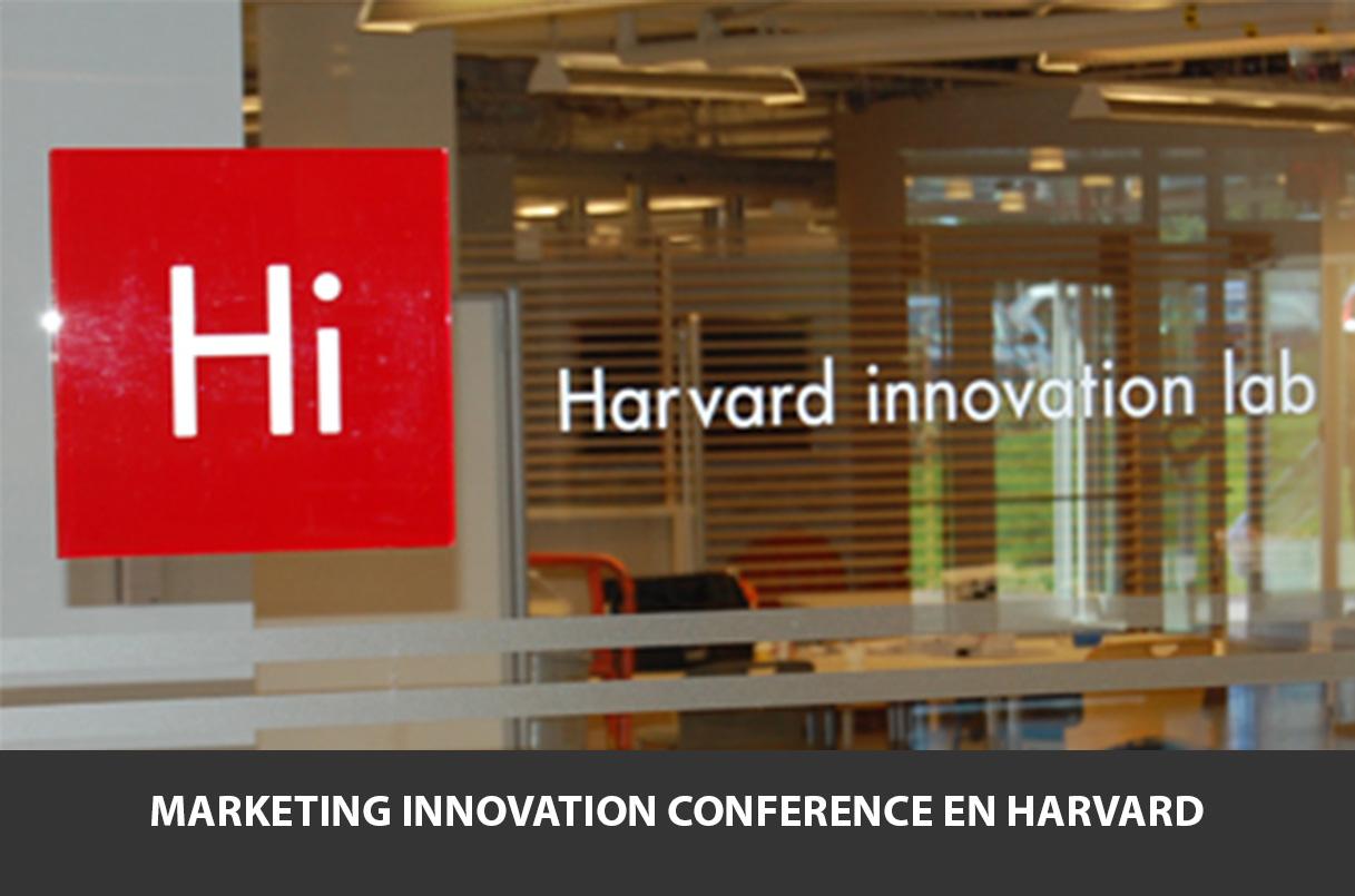 INNOVATION HUB CONSULTING - Post Harvard Innovation Conference