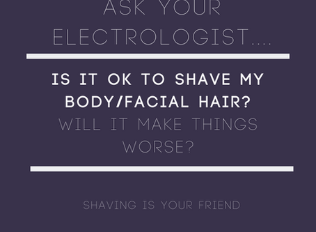 Does shaving make hair growth worse?