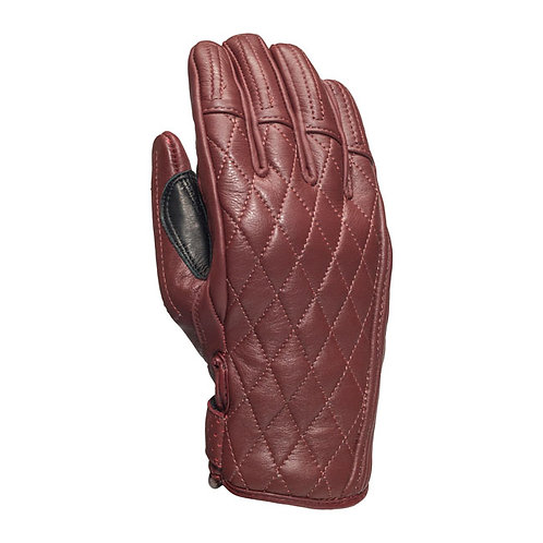 GUANTES RIOT OXBLOOD RED