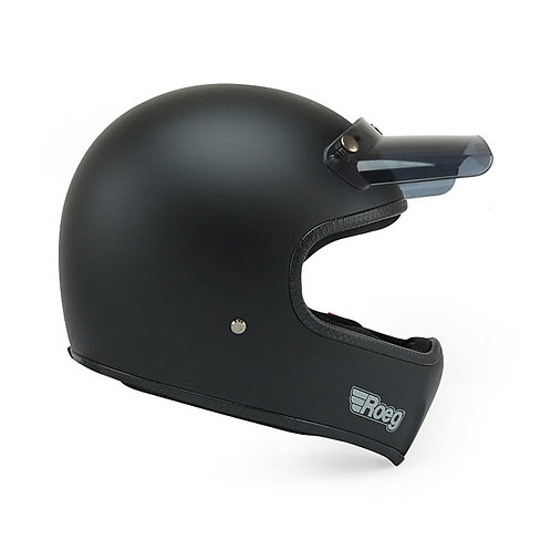CASCO INTEGRAL ROEG PERUNA MATTE BLACK