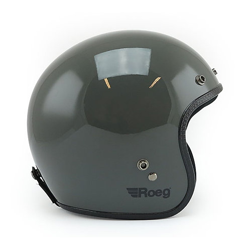 CASCO JET  ROEG SLATE GREY GLOSS
