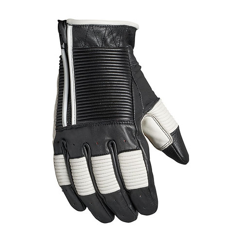 GLOVES BRONZO BLACK/WHITE