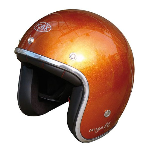 CASCO JET VINTAGE WYATT GLITTER ORANGE