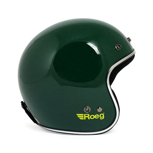 CASCO JET ROEG JD GREEN GLOSS