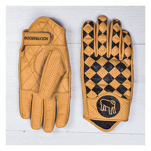 GUANTES BULLIT WORKER YELLOW