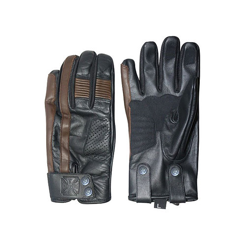 GUANTES GRUNGE LEATHER RIDING