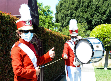 Marching Bands in the Age of Social Distancing