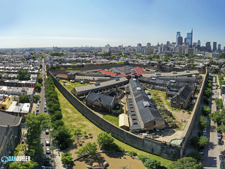 Flying a Drone at U.S. National Historic Landmark