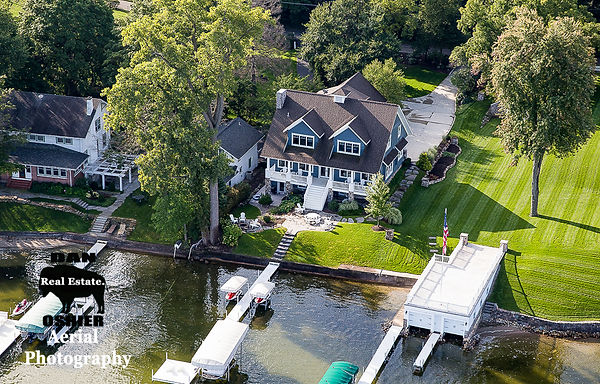 Dan Oshier Productions Lake George Aerial Real estate photography, real estate videography, drone pilot New York Dan Oshier Productions, Dan Oshie video producer